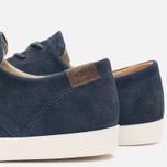Lacoste Zimri 3 SRM Suede Men's Shoes Dark Blue photo- 7
