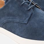 Lacoste Zimri 3 SRM Suede Men's Shoes Dark Blue photo- 6