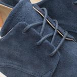 Lacoste Zimri 3 SRM Suede Men's Shoes Dark Blue photo- 5