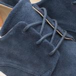 Мужские ботинки Lacoste Zimri 3 SRM Suede Dark Blue фото- 5