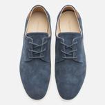 Lacoste Zimri 3 SRM Suede Men's Shoes Dark Blue photo- 4