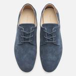 Мужские ботинки Lacoste Zimri 3 SRM Suede Dark Blue фото- 4