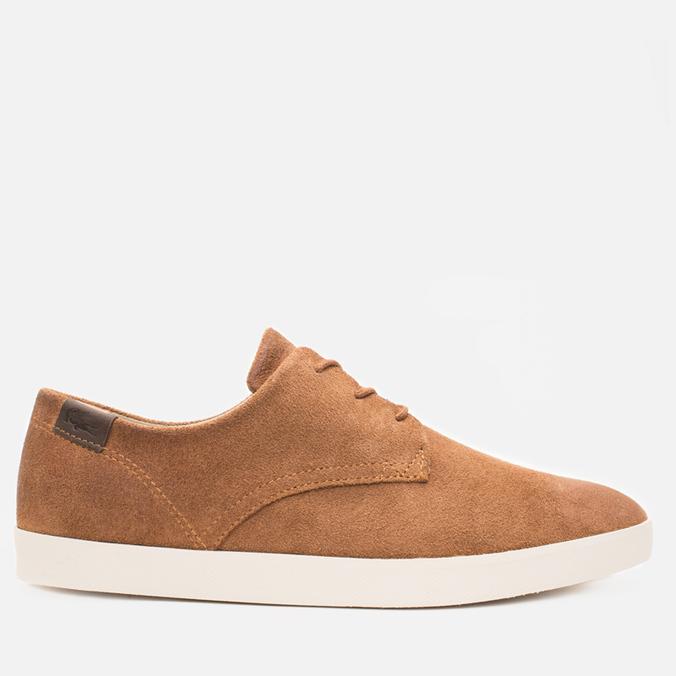 Мужские ботинки Lacoste Zimri 3 SRM Suede Tan