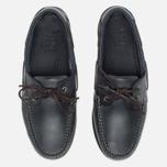 Мужские ботинки Loake Waxy Boat Blue фото- 4