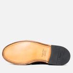 Мужские ботинки Loake Brighton Polished Loafer Oxblood фото- 8