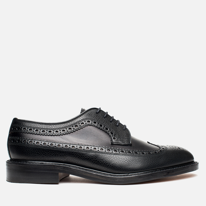 Мужские ботинки Loake Taunton Grain Black