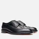 Мужские ботинки Loake Taunton Grain Black фото- 1