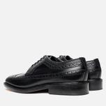 Мужские ботинки Loake Taunton Grain Black фото- 2
