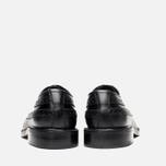 Мужские ботинки Loake Taunton Grain Black фото- 3