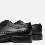 Мужские ботинки Loake Taunton Grain Black фото- 5