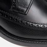 Мужские ботинки Loake Taunton Grain Black фото- 7