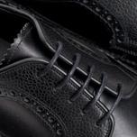 Мужские ботинки Loake Taunton Grain Black фото- 6