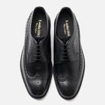 Мужские ботинки Loake Taunton Grain Black фото- 4