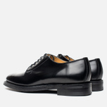 Loake Waverley Men's Shoes Black photo- 2