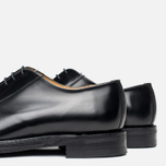 Loake Waverley Men's Shoes Black photo- 5