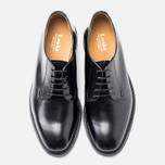 Loake Waverley Men's Shoes Black photo- 4