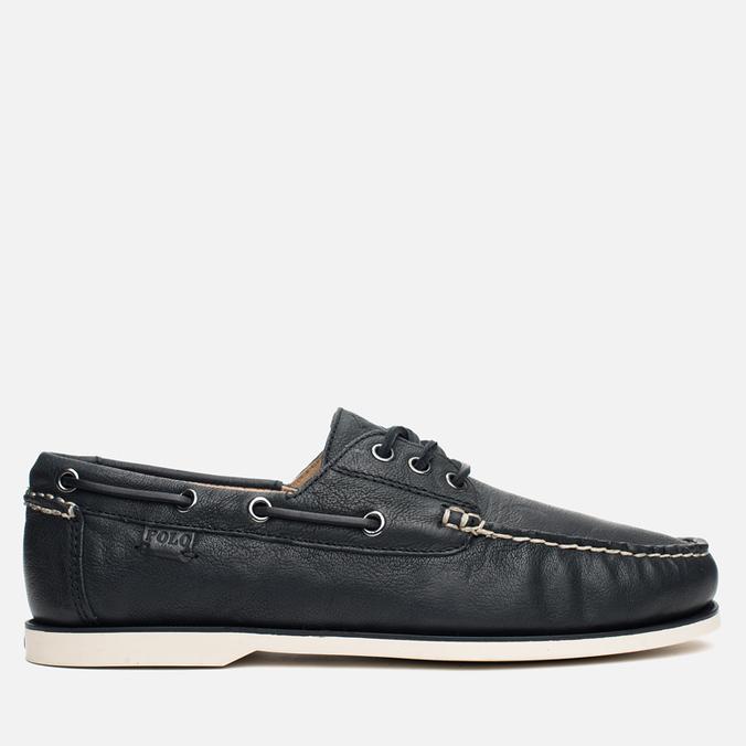 Мужские ботинки Polo Ralph Lauren Bienne II Black