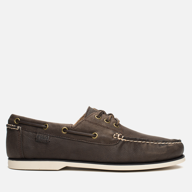 Мужские ботинки Polo Ralph Lauren Bienne II Dark Brown