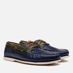 Мужские ботинки Polo Ralph Lauren Bienne II Blue/Green фото- 1