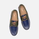 Мужские ботинки Polo Ralph Lauren Bienne II Blue/Green фото- 4