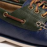 Мужские ботинки Polo Ralph Lauren Bienne II Blue/Green фото- 7