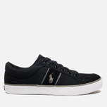 Мужские кеды Polo Ralph Lauren Bolingbrook II Black/Charcoal фото- 0