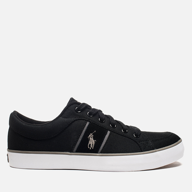 Мужские кеды Polo Ralph Lauren Bolingbrook II Black/Charcoal
