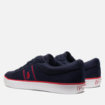 Мужские кеды Polo Ralph Lauren Bolingbrook II Navy/Red фото- 2
