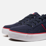 Мужские кеды Polo Ralph Lauren Bolingbrook II Navy/Red фото- 5