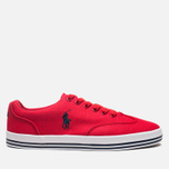 Мужские кеды Polo Ralph Lauren Haden NE Red фото- 0
