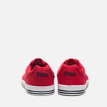 Мужские кеды Polo Ralph Lauren Haden NE Red фото- 3