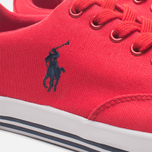 Мужские кеды Polo Ralph Lauren Haden NE Red фото- 7
