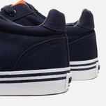 Мужские кеды Polo Ralph Lauren Hanford NE Navy/Orange фото- 6