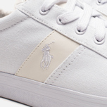 Мужские кеды Polo Ralph Lauren Hanford NE Newport White фото- 7