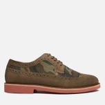 Polo Ralph Lauren Torrington Shoes Olive/Camo photo- 0