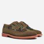 Polo Ralph Lauren Torrington Shoes Olive/Camo photo- 1