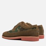 Polo Ralph Lauren Torrington Shoes Olive/Camo photo- 2