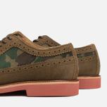 Polo Ralph Lauren Torrington Shoes Olive/Camo photo- 7
