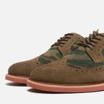 Polo Ralph Lauren Torrington Shoes Olive/Camo photo- 6