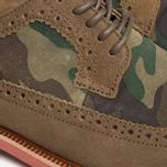 Polo Ralph Lauren Torrington Shoes Olive/Camo photo- 5