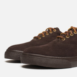 Мужские кеды Polo Ralph Lauren Vaughn Dark Brown фото- 5