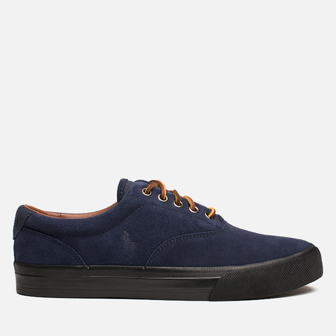 Мужские кеды Polo Ralph Lauren Vaughn Newport Navy