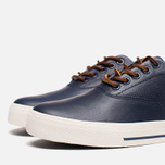 Мужские кеды Polo Ralph Lauren Vaughn Saddle Newport Navy фото- 5