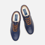 Мужские кеды Polo Ralph Lauren Vaughn Saddle Newport Navy фото- 4