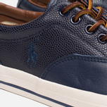 Мужские кеды Polo Ralph Lauren Vaughn Saddle Newport Navy фото- 7