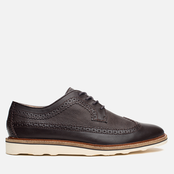 Мужские ботинки Polo Ralph Lauren Wanstead Dark Brown