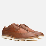 Polo Ralph Lauren Wanstead Men's Shoes Tan photo- 1