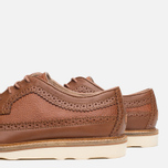 Polo Ralph Lauren Wanstead Men's Shoes Tan photo- 5