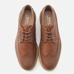 Polo Ralph Lauren Wanstead Men's Shoes Tan photo- 4