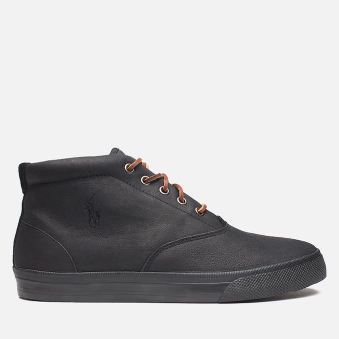 Мужские ботинки Polo Ralph Lauren Zale S Black